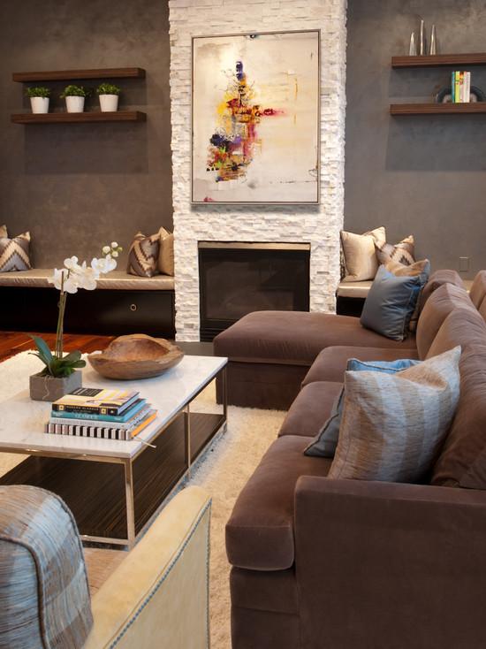 Glamorous Family Room (Baltimore)