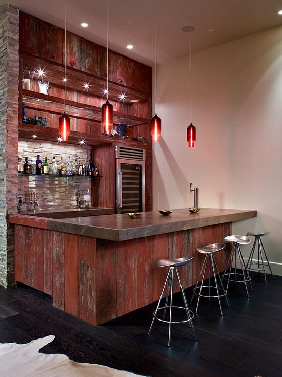 Bar Next To Media Room (Las Vegas)